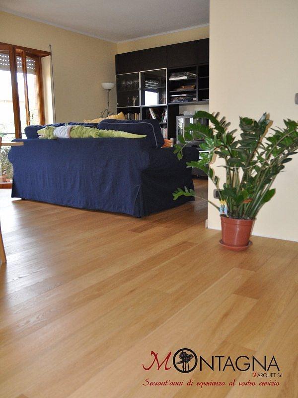 Montagna parquet plancia rovere naturale opaca - Pulizia tappeti ammoniaca ...