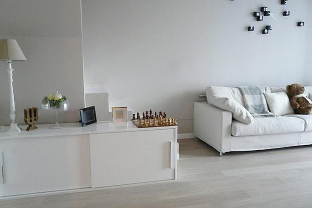 Legno Bianco Sbiancato : Trendyitalia porta pc rovere sbiancato legno bianco x