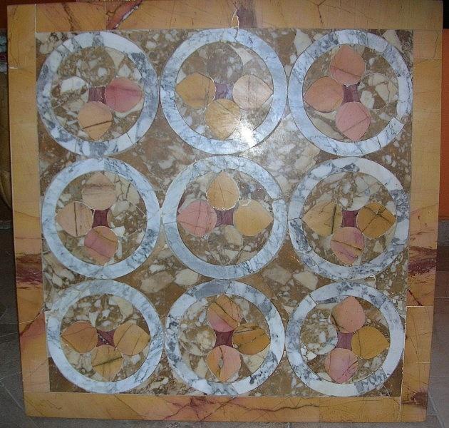 Pietra pavimento disegno : ... di Prestigio - Pavimento in Marmo a Disegno >> TrovaPavimenti.it