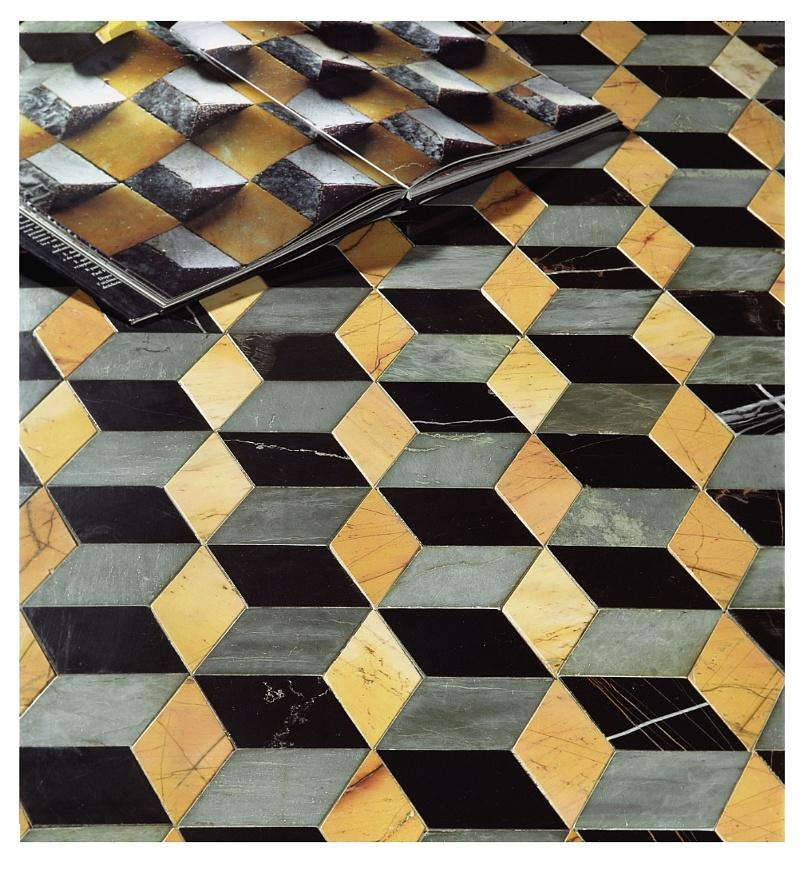 Sols   interni di prestigio   pavimento in marmo prospettico ...