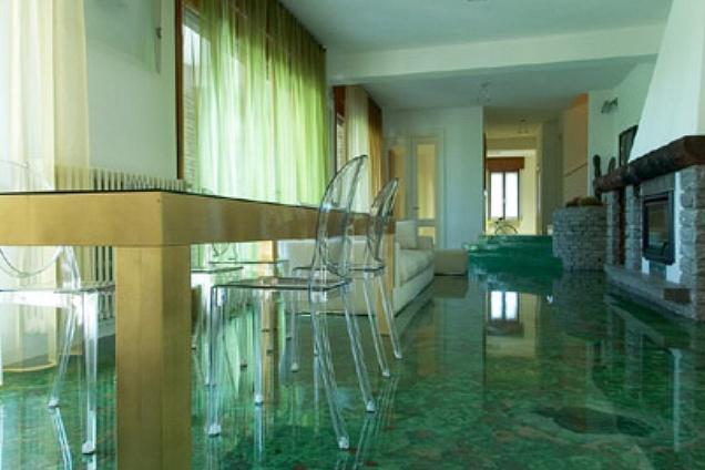 Pavimenti in resina - Resina pareti bagno costi ...