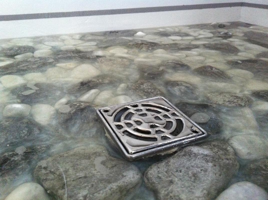 Resine strutturate piatto doccia in resina protection - Box doccia resina ...