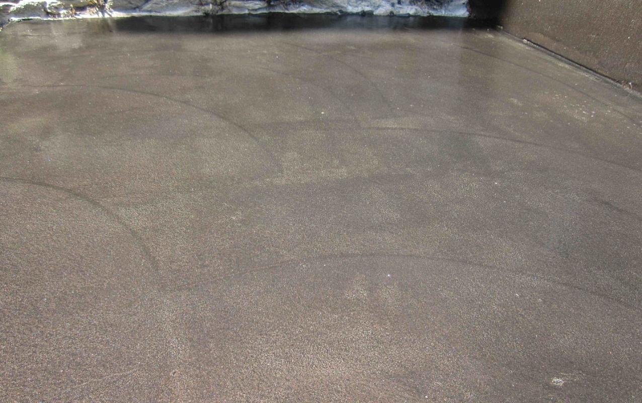 Pavimento graniglia opaco pavimento graniglia rosa with pavimento graniglia opaco excellent - Pavimento resina esterno ...