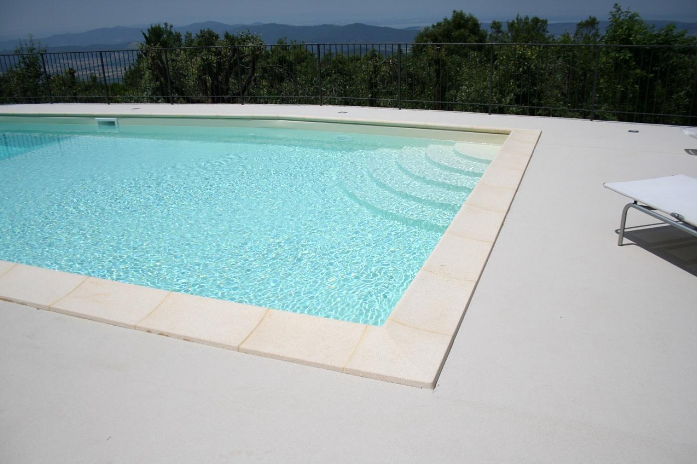 Resine strutturate resina protection ambito piscine - Resina pavimento esterno ...