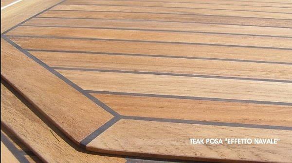 Antico cadore srl pavimenti per esterni in teak a listoni - Listoni in legno per esterni ...
