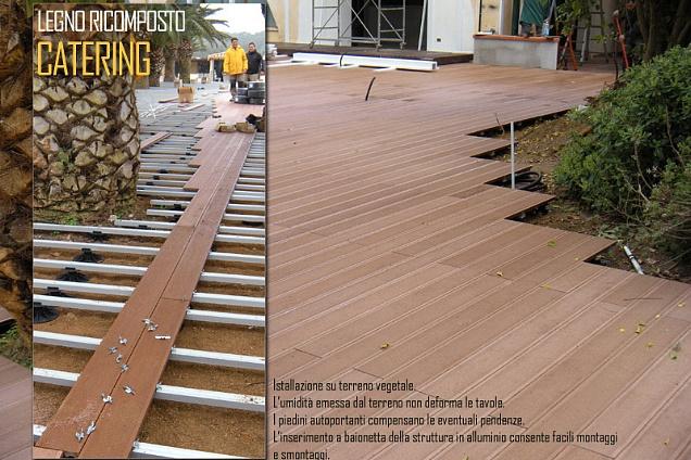PAVIMENTI PER ESTERNI (pavimenti-in-legno-parquet)  >> TrovaPavimenti.it