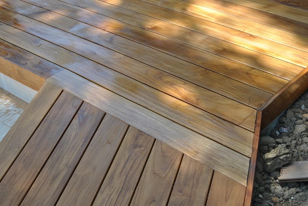 Valex parquet livorno teak - Listoni in legno per esterni ...