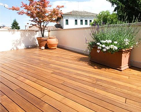 Parchettificio garbelotto s r l e master floor s r l - Legno resistente per esterni ...
