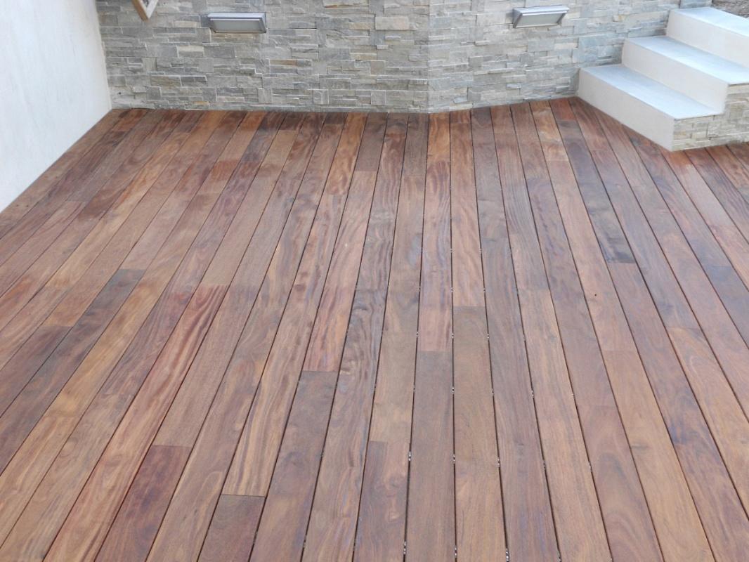 Saluzzo parquet decking sucupira - Pavimenti in legno per esterno ...