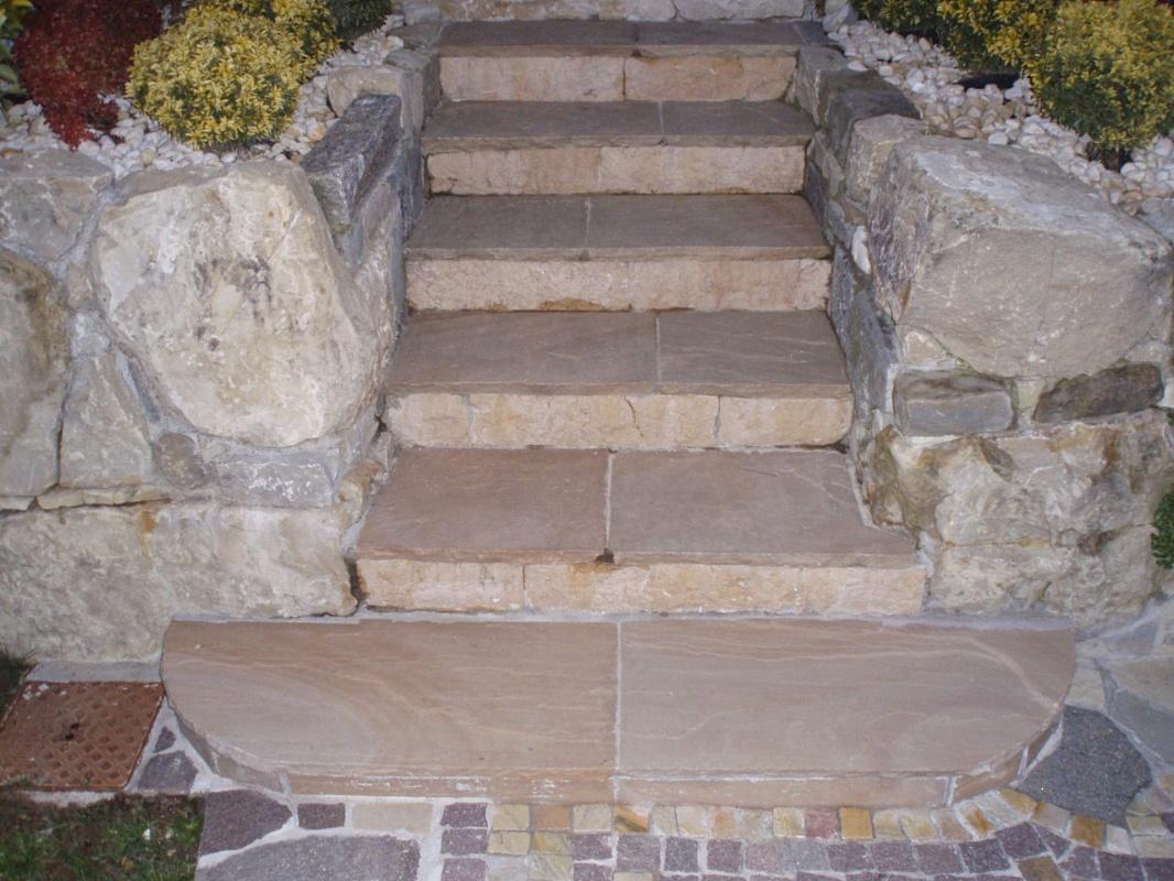 Picaprede di darkin maffi scale - Scale per esterni in pietra ...