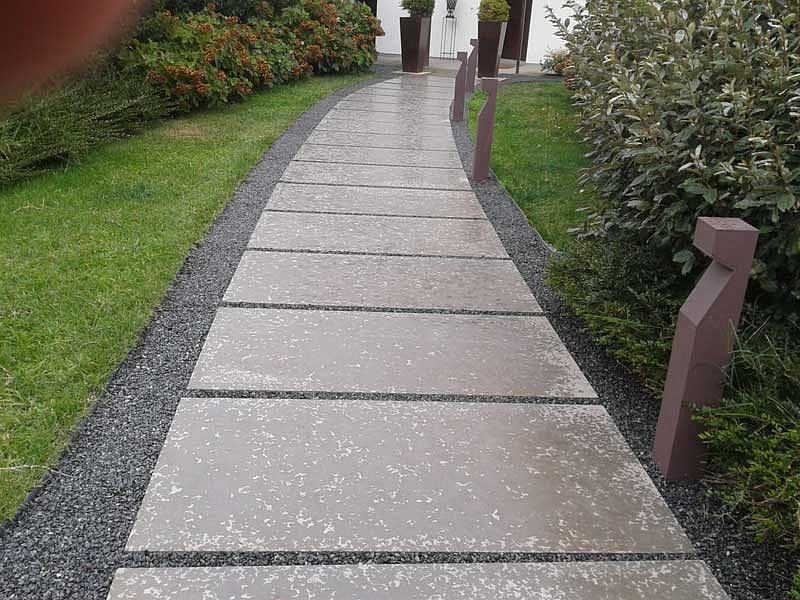 Resinalab sasso carpet - Rivestimenti esterni bricoman ...
