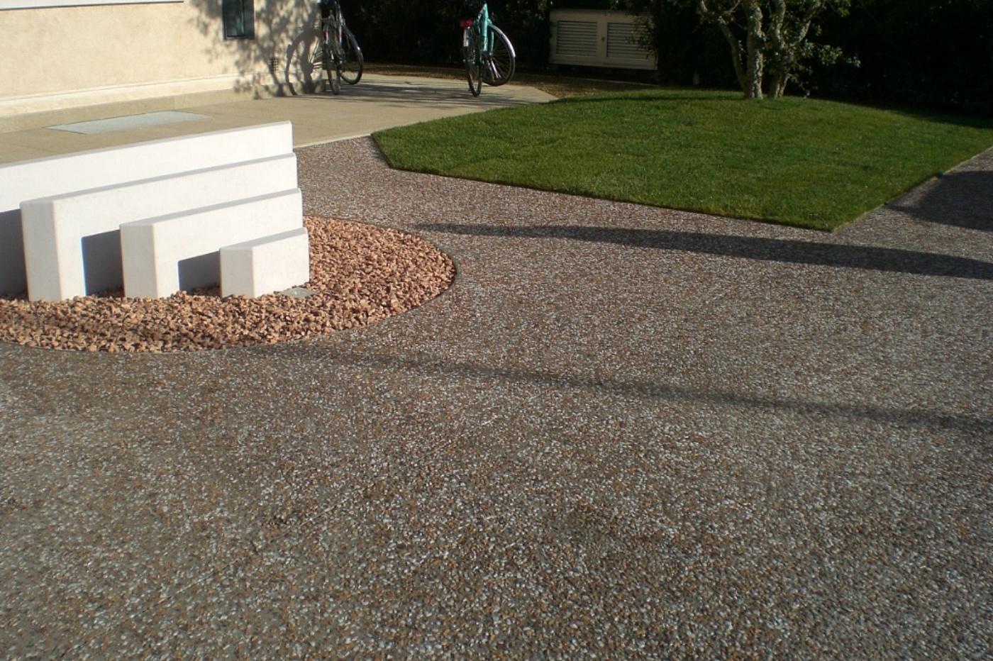 Pavitek sas di arena enzo c sasso lavato - Gradini in cemento per esterno ...