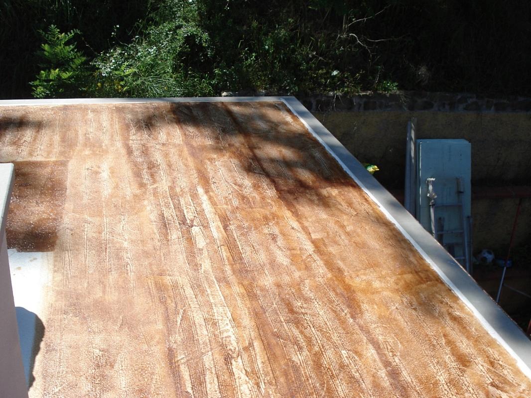 pavimenti in resina effetto legno