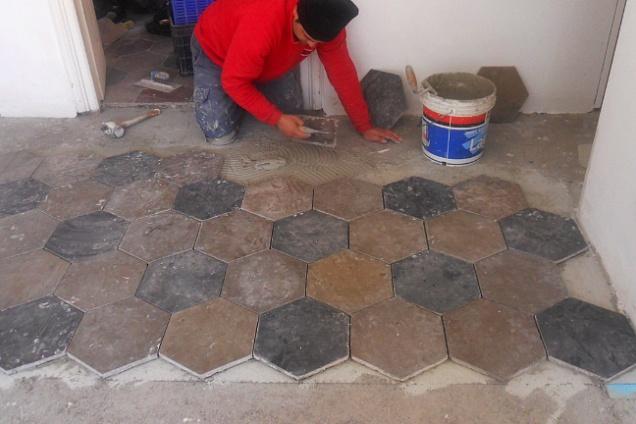 Posatori pavimenti pavimenti di recupero for Cementine liberty