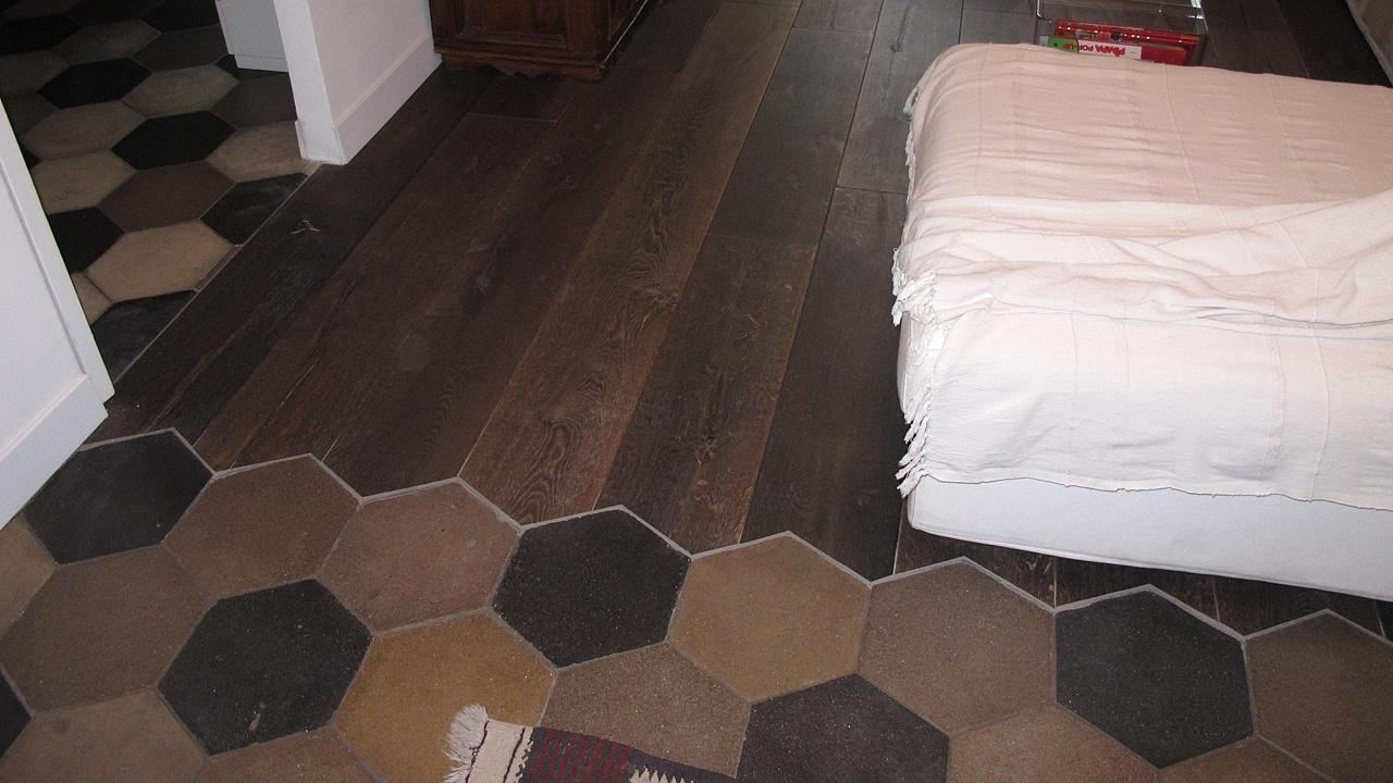 Floor treatment pavimento in cementine liberty for Cementine liberty