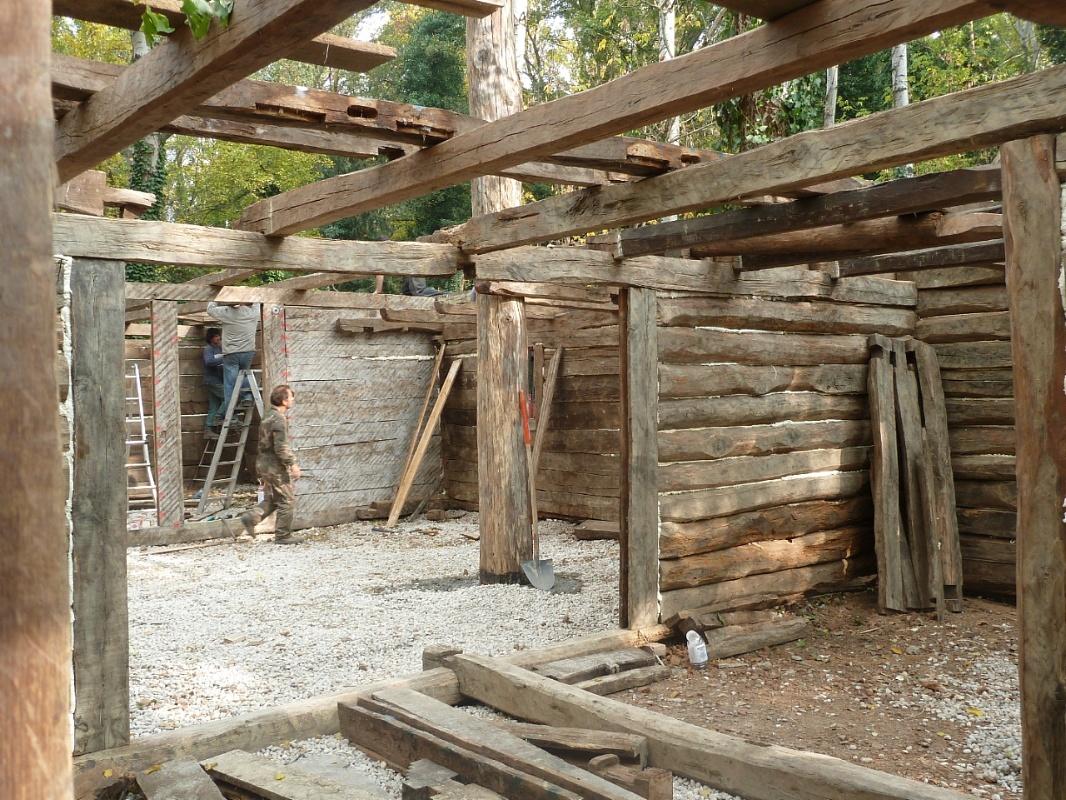 Legno antico tavole originali in rovere - Mobili legno vecchio ...