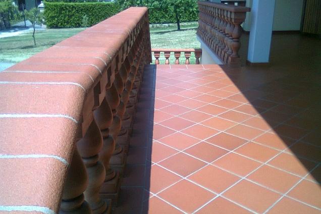 Posatori pavimenti pavimenti in cotto in parma