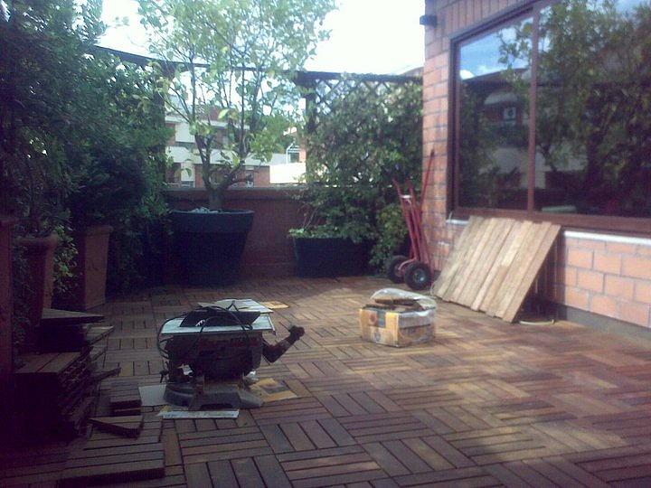arredamenti moquettes parquet per esterno