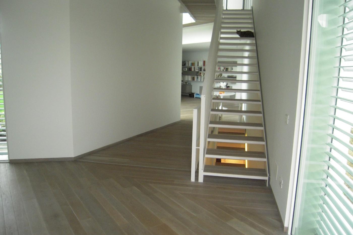 Legno in parquet da vivere tavole in rovere massello dolomythos - Tavole in legno per pavimenti ...