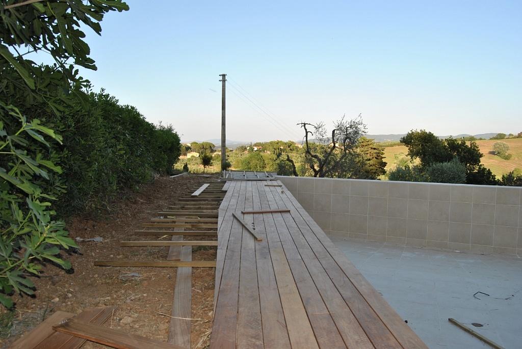 Parquet livorno luca alessio decking teak - Pavimenti bordo piscina in legno ...