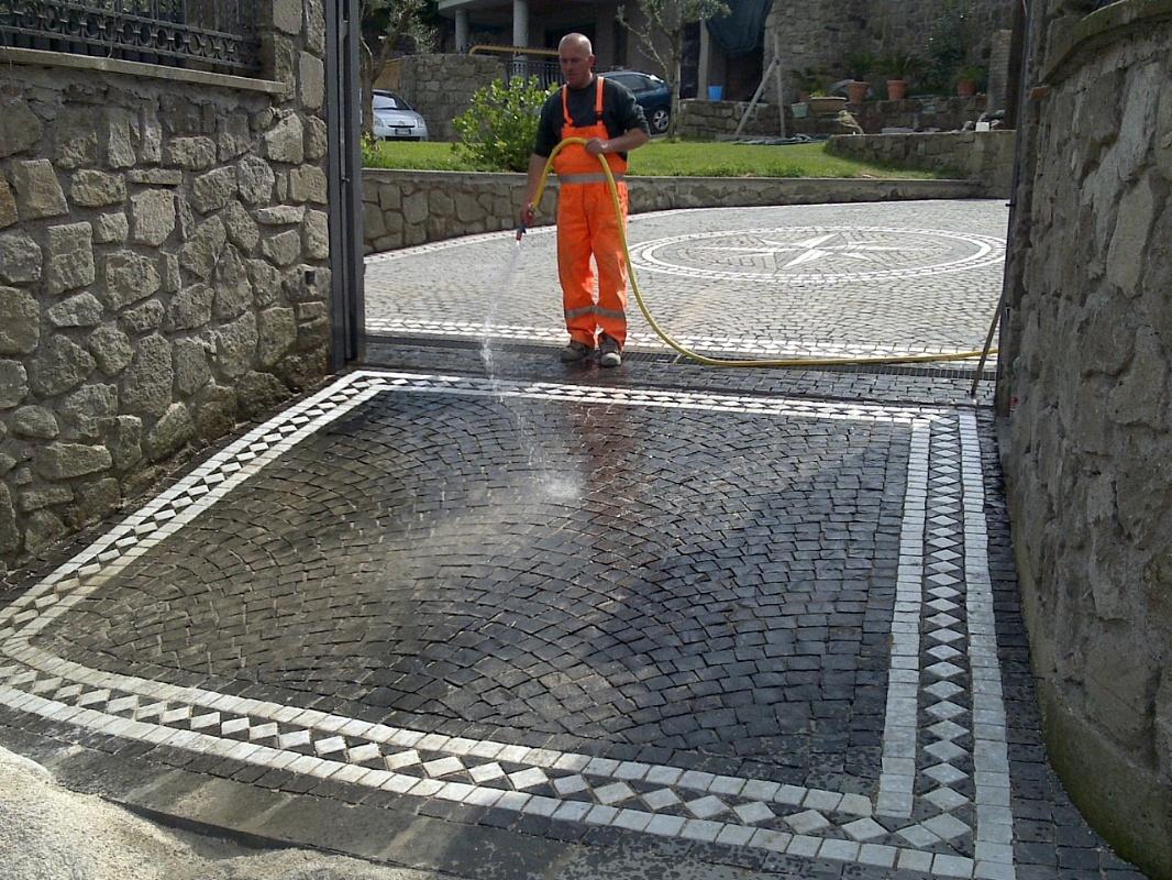 Pietra pavimento disegno : Castelli Romani...L Arte della Pietra - pavimentazione in porfido ...