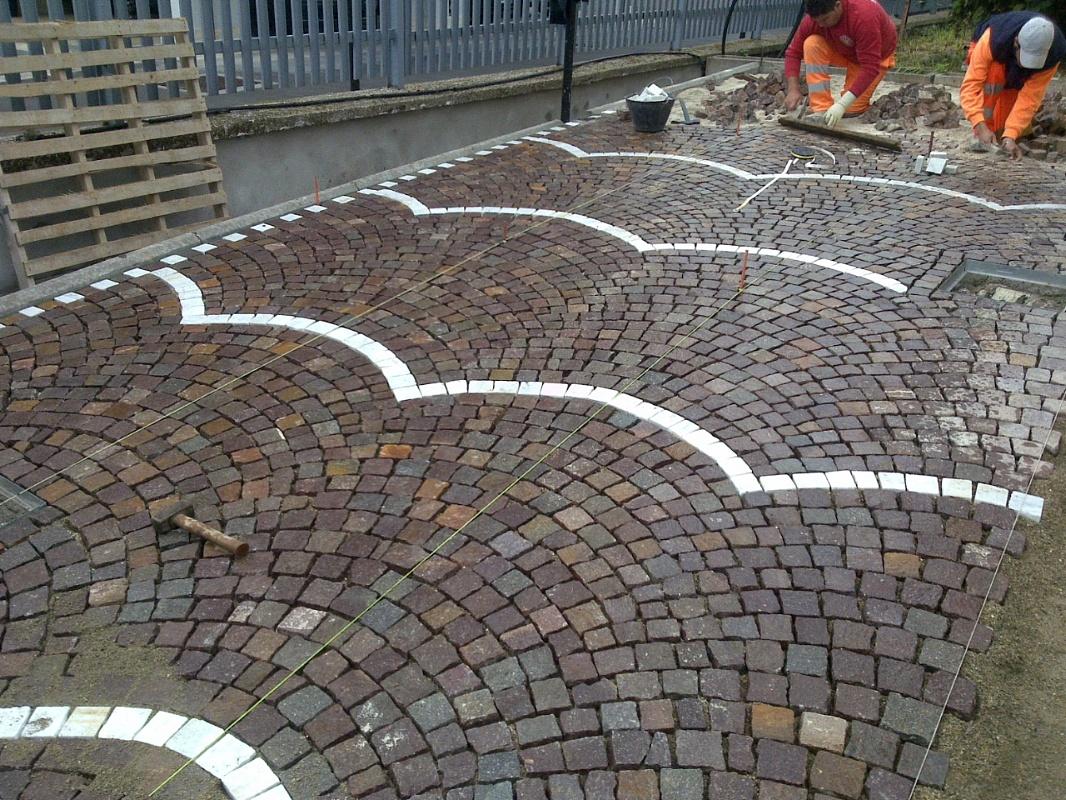 Castelli Romani...L Arte della Pietra - pavimentazione in ...