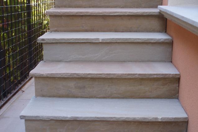 Posatori pavimenti pavimenti in marmo pietra in lombardia - Rivestimenti scale esterne ...