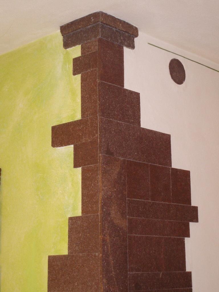 Picaprede di darkin maffi rivestimenti interni angolo - Parete interna in legno ...