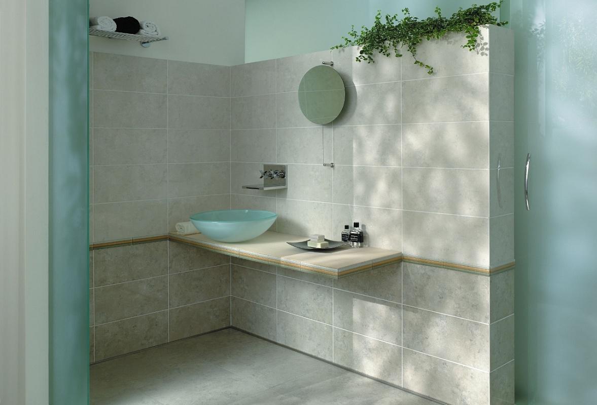 Bagno bianco verde [tibonia.net]