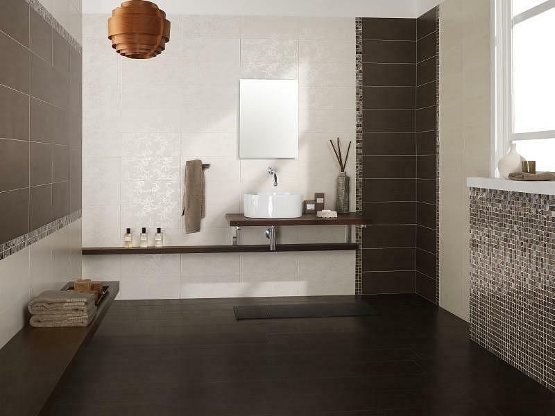 Rivestimento bagno grigio [tibonia.net]
