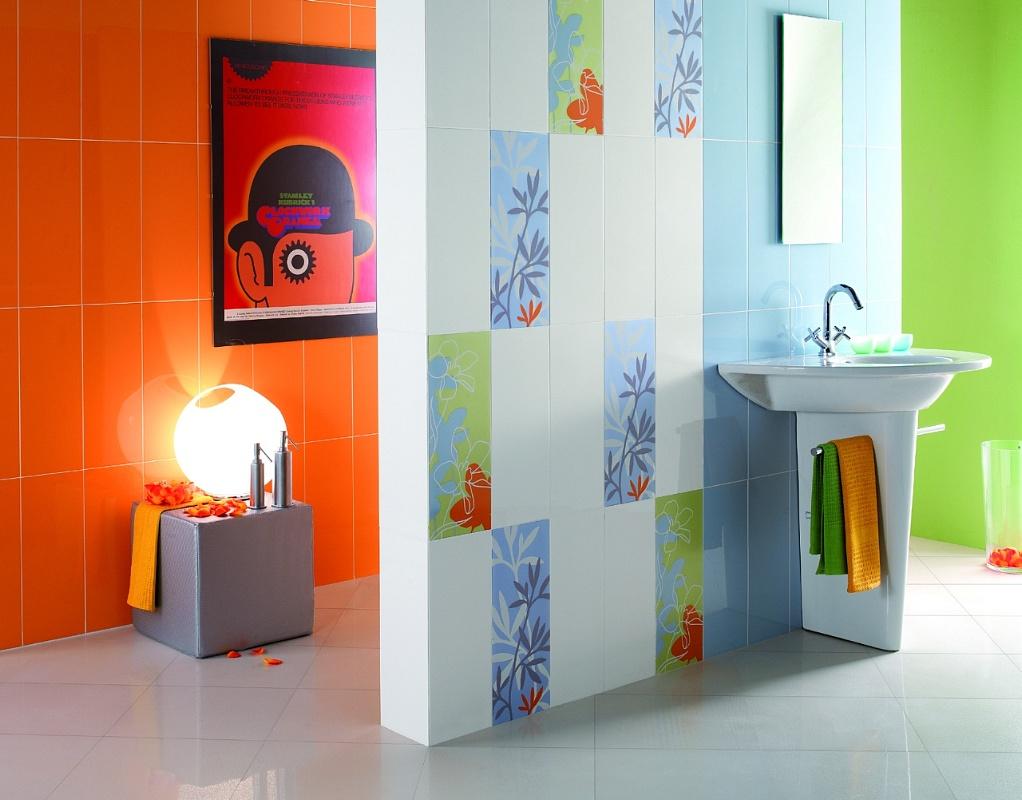 Ceramica fioranese simple fizzy - Rivestimenti bagno design ...