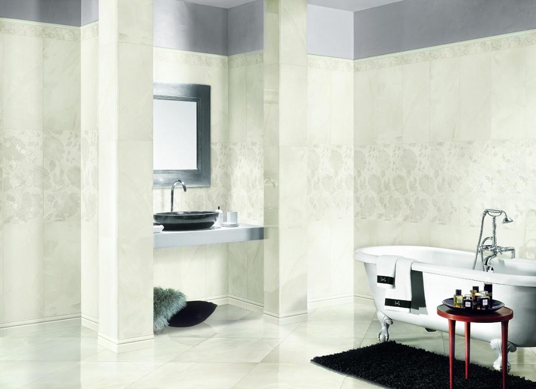 Piastrelle bagno bianche free oltre migliori idee su bagni in piastrelle bianche su pinterest - Piastrelle bagno nere ...