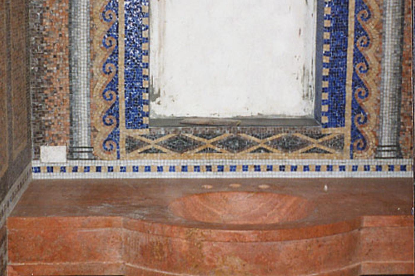 Sols interni di prestigio rivestimenti bagno - Rivestimenti bagno in pietra naturale ...