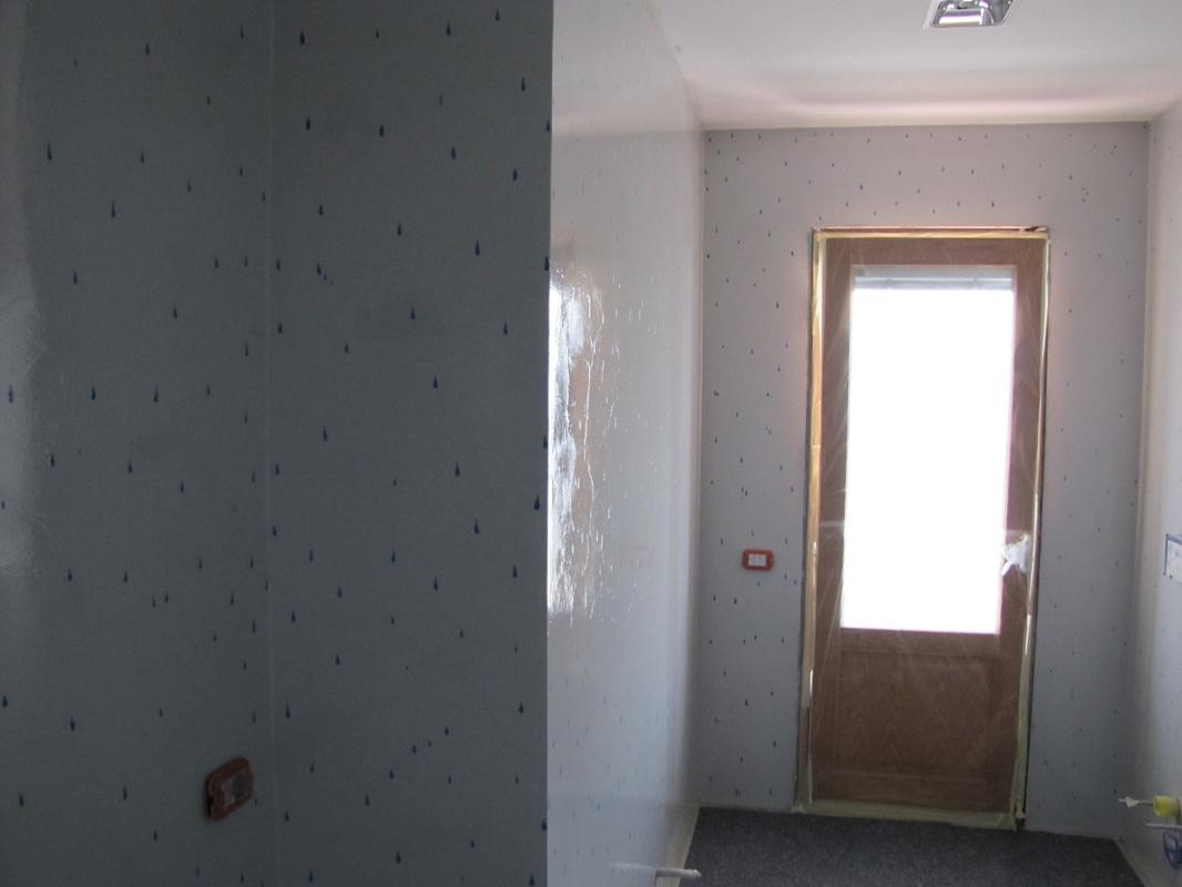 Di gibin luciano posatore rivestimento in resina decorato - Rivestimento pareti bagno ...