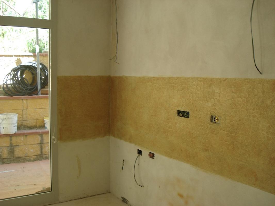 Parquet Livorno Luca & Alessio - Rivestimento a parete cucina con ...