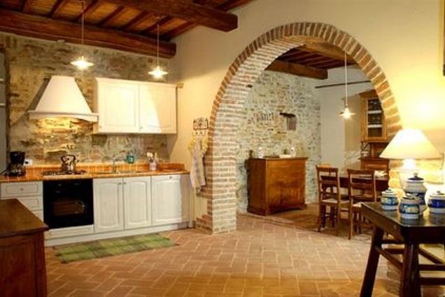 Rivestimenti smaltata lucida - Archi interni rivestiti in pietra ...