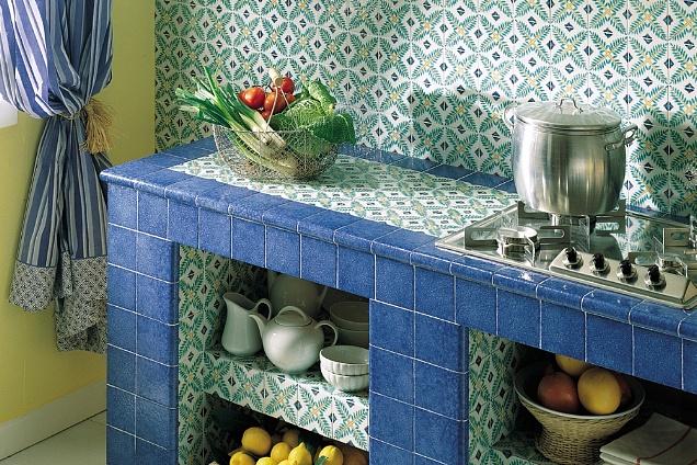 Rivestimenti cucina - Ceramiche vietri bagno ...