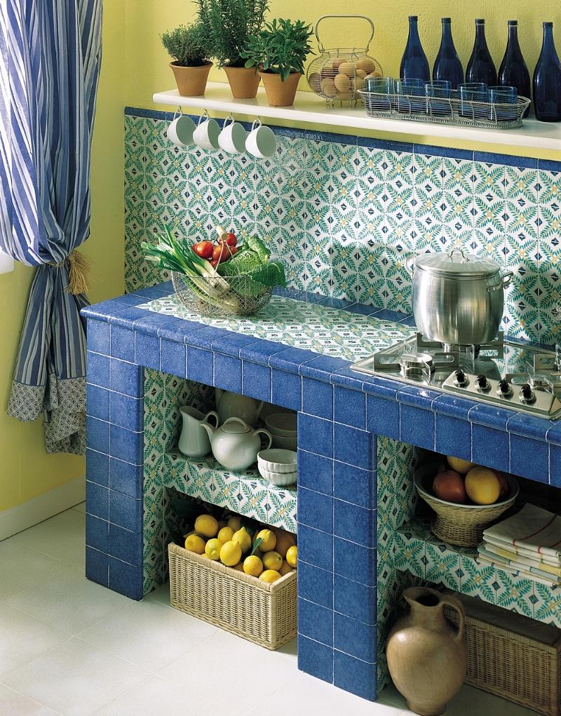 Ceramica vietri antico i decori - Piastrelle vietri cucina ...
