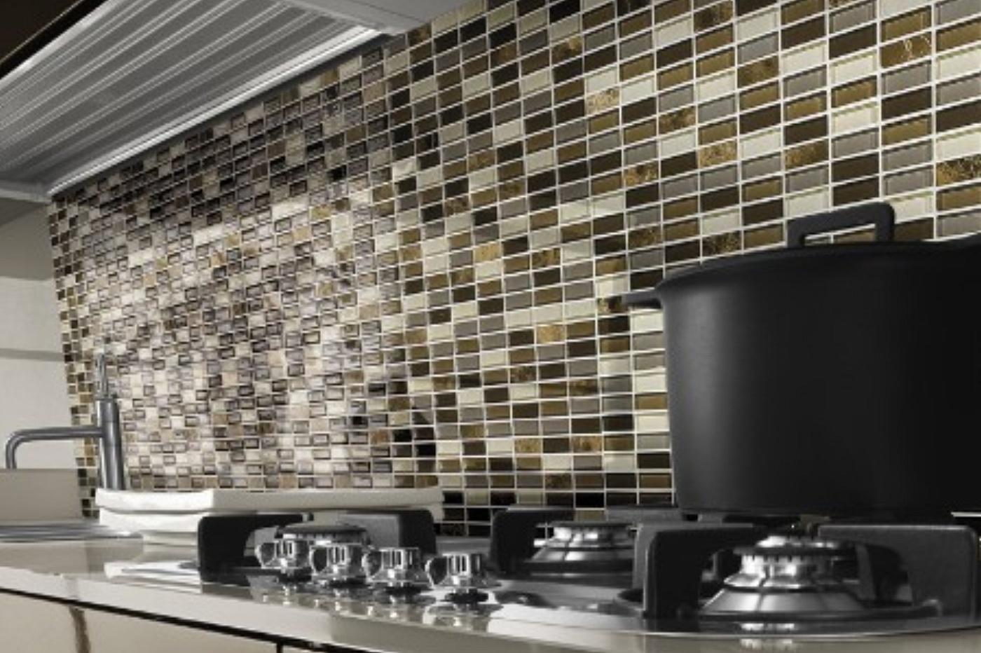 La mattonella rivestimenti - Piastrelle a mosaico per cucina ...