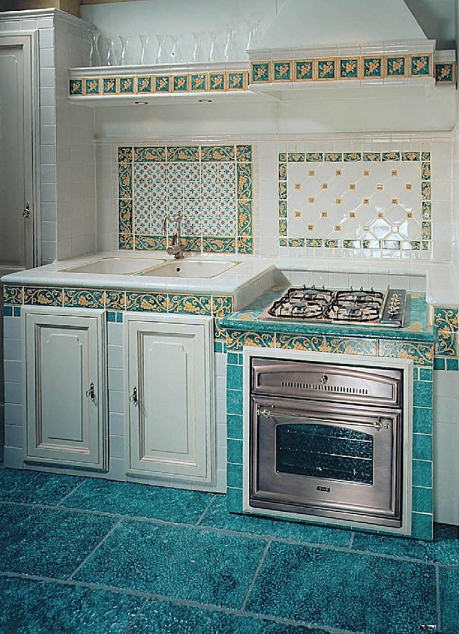 Modelli di cucina in muratura info with modelli di cucina - Modelli di cucina in muratura ...