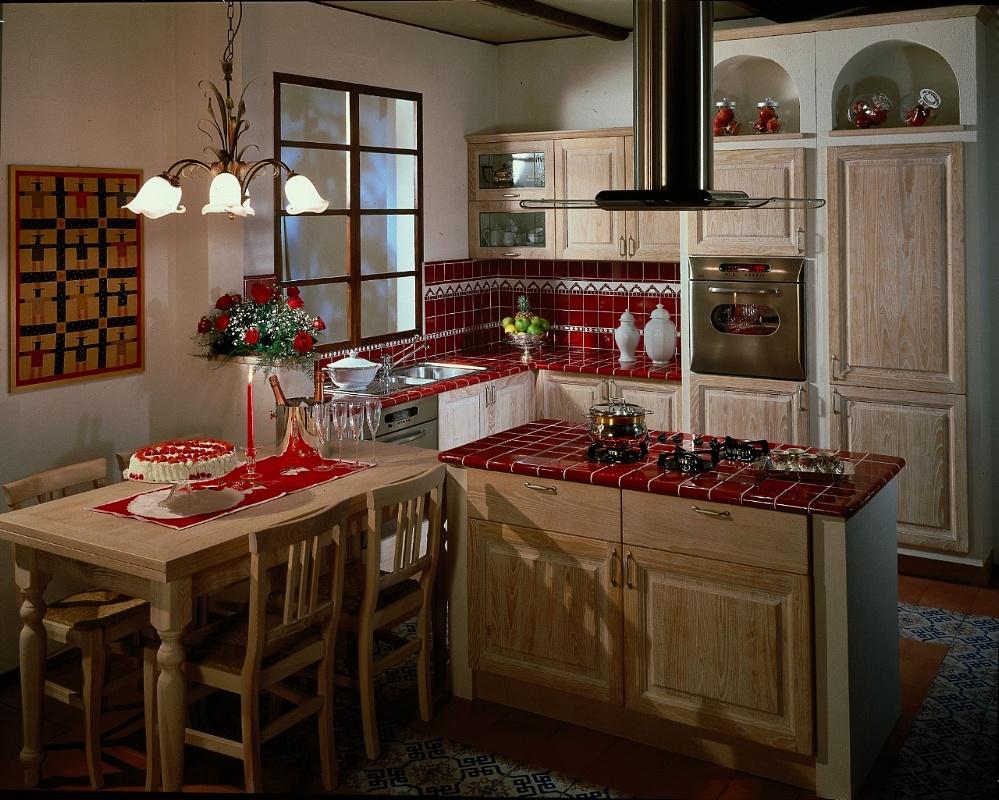 Acquario cucine in muratura - Cucine in muratura ...