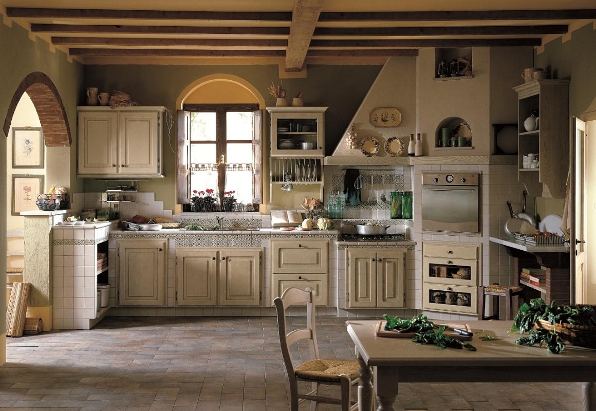 Acquario - Cucine in muratura   >> TrovaPavimenti.it