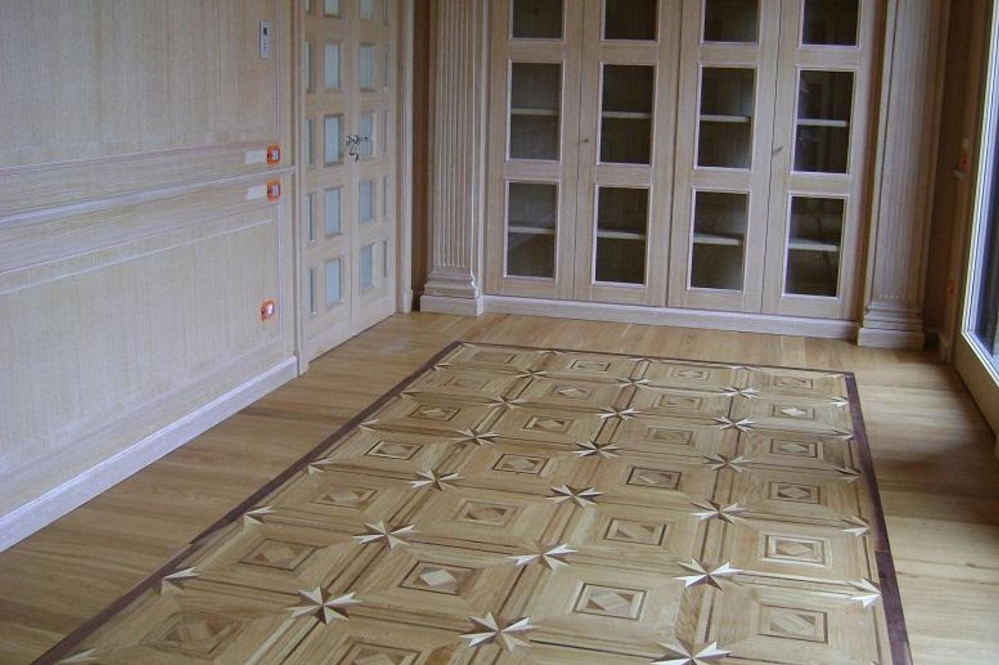 Sols interni di prestigio boiserie in legno - Rivestimenti legno interni ...