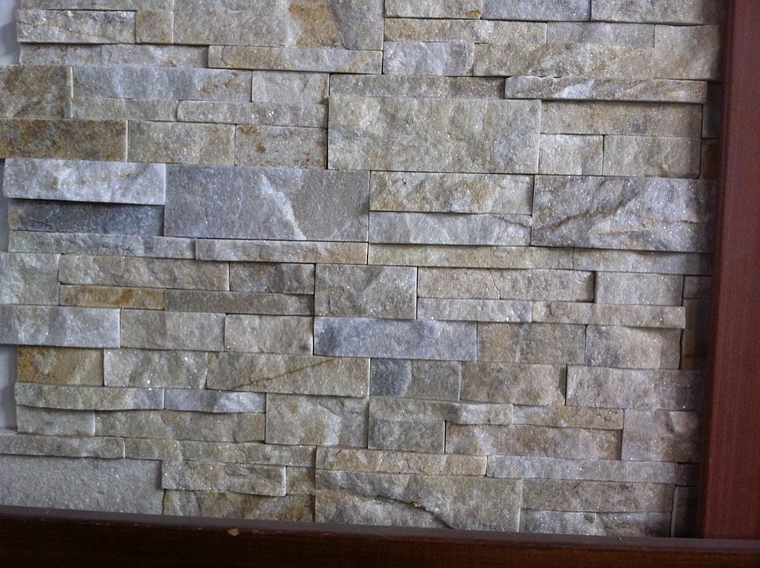 Ceramiche sassuolo sm di sacchi marco   muretto in pietra vera ...