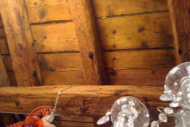 Rivestimenti esterni - Tavole di legno antico ...